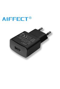 Сетевое зарядное устройство USB Aiffect 1U BK 2A 10W
