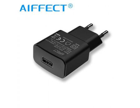 Зарядное устройство USB Aiffect 1U BK 2A 10W