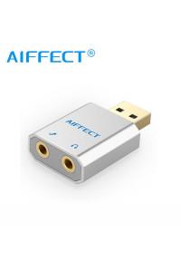 Звуковая карта USB AIFFECT AI AUSMA-SV