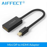 Переходник Mini DisplayPort – HDMI Aiffect AI CTH21BR02
