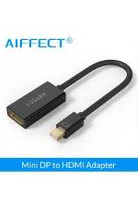 Переходник Mini DisplayPort HDMI Thunderbolt 2 Aiffect AI CTH21BR02