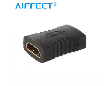 Соединитель HDMI-HDMI Aiffect AI HDH-BL
