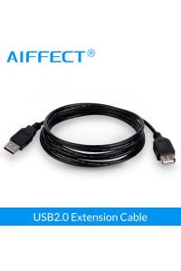 Удлинитель USB 2.0 AIFFECT AIUE21-BR20 2 м