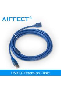 Удлинитель USB 2.0 AIFFECT AIUE21-LR50 5 м