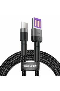 Кабель для быстрой зарядки USB Type-C 5A 40W Baseus Quick Charge 3.0 (CATKLF-QG1)