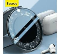 Беспроводная зарядка Baseus Wirelss Charger Updated Version 15W