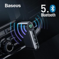 Baseus Bluetooth адаптер с микрофоном AUX Hands Free Bluetooth 5.0 (WXQY-01)