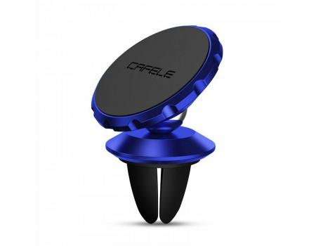 Магнитный держатель для телефона в машину Cafele 360 Blue
