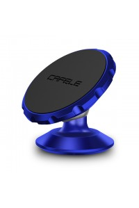 Магнитный держатель для телефона в машину Cafele 360 Dark Blue