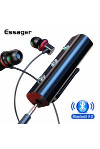 Essager Bluetooth 5.0 приемник для наушников Hands-Free