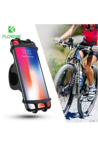 Крепление для телефона на велосипед, мотоцикл, детскую коляску, велотренажер FLOVEME YXF144314-1