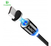 Магнитный кабель Micro USB FLOVEME YXF93674-7/ YXF167911-13