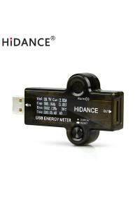 USB тестер J7-H 3.6-32V 5.1A QC3.0 QC2.0