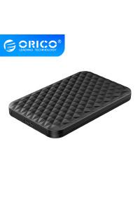 """Карман для HDD SSD 2.5"""" USB 3.0 Orico (2520U3-BK)"""