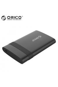 "Карман для HDD/SSD 2.5"" Type-C USB 3.0 ORICO 2538C3-BK"