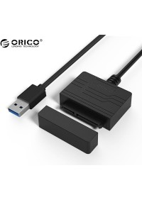 "Переходник SATA USB для HDD/SSD 2.5"" ORICO 27UTS-BK"