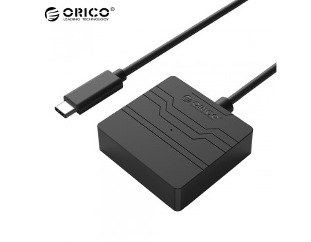 """Адаптер USB 3.1 Type C для HDD/SSD 2.5"""" ORICO 27UTS-C3"""