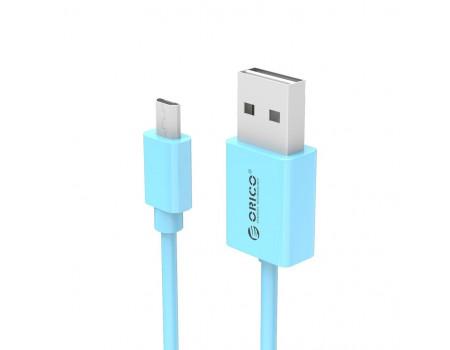 Кабель для быстрой зарядки Micro USB 3А ORICO BDC-BL