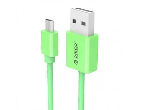 Кабель для быстрой зарядки micro USB ORICO BDC-GR 3А