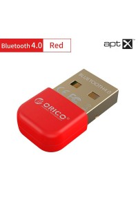Bluetooth-адаптер 4.0 ORICO BTA-403-RD aptX