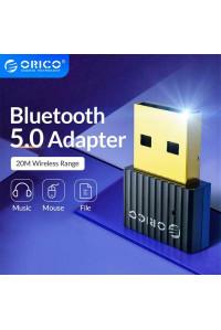 USB Bluetooth 5.0 адаптер для Windows 10 ORICO (BTA-508-BK)