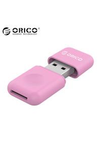 Картридер USB 3.0 Micro SD ORICO CRS12-PK Поддержка карт до 128 Гб