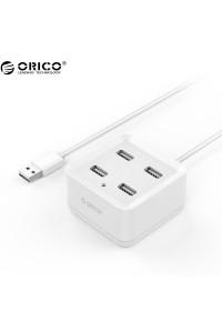 Хаб USB 2.0 ORICO DH4U-U2-WH