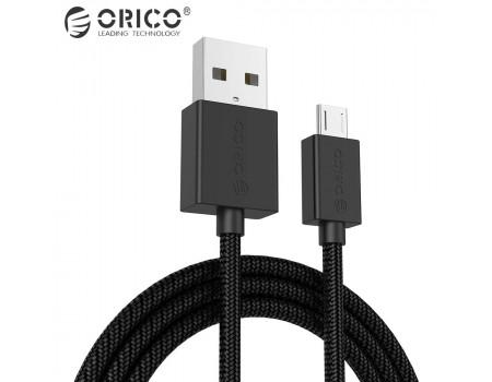 Кабель Micro USB ORICO MDC-10-V1-BK-PRO 1 м