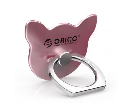 Держатель для телефона кольцо Orico 360° + крепление для авто