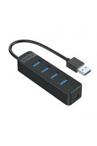 USB хаб с питанием Type-C USB 3.0 Orico