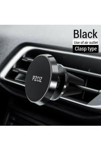 Магнитный держатель для телефона в машину PZOZ 360 Black