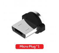 Коннектор Micro USB для магнитного кабеля TOPK R-Line L-Line
