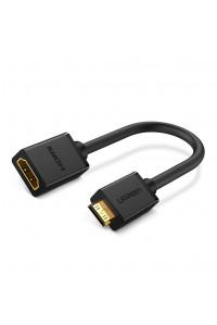 Переходник HDMI mini HDMI UGREEN 4K 3D (UG-20137)