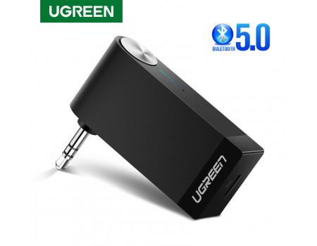 Ugreen Bluetooth 5.0 адаптер для автомобиля с микрофоном Hands Free (UG-30348)