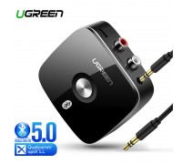 Bluetooth адаптер Ugreen HI-FI aptX Low Latency AUX 2RCA Bluetooth 5.0 приемник (UG-40759)