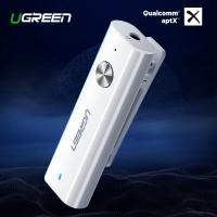Ugreen Bluetooth AUX адаптер 4.2 aptX с функцией громкой связи (UG-40854E)