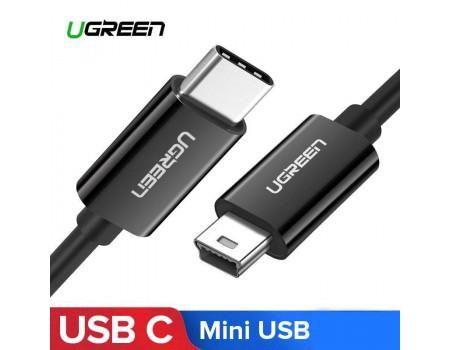 Кабель Mini USB Type C Ugreen 2A 1 м (UG-50445)