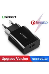 Сетевое зарядное устройство Ugreen USB Quick Charge 3.0 18W (UG-60201)