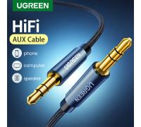 Кабель AUX 3.5 3.5 мм Hi-Fi Ugreen (AV112)