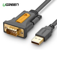 Кабель USB RS232 DB9 COM Ugreen CR104