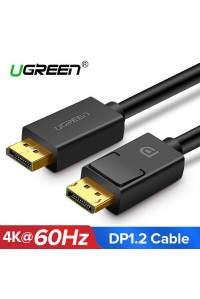 Кабель Displayport Displayport (DP DP) 4К 3D 144Hz Ugreen