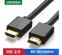 Ugreen HDMI кабель 4k 60hz 2.0a HDR 3D (HD104)