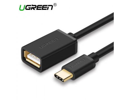 Переходник OTG Type-C USB 2.0 Ugreen (UG-30175)