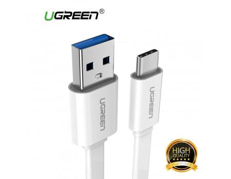Кабель Type-C USB 3.0 Quick Charge 3.0 Ugreen (UG-US172) 1.5 м