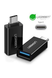 Переходник USB Type C OTG USB 3.0 Ugreen (UG-20808)