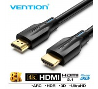 Кабель Vention HDMI 2.1 8K-60Hz 3D HDR eARC (AAN)