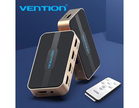 HDMI сплиттер переключатель 4K 3D Vention 5 в 1 (ACDG0)