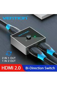 Двунаправленный HDMI 2.0 переключатель сплиттер Vention 4K@60Hz 3D (AFLH0)