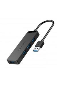 USB HUB 3.0 с внешним питанием OTG Vention (CHLBB)