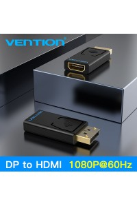 Переходник DisplayPort HDMI 1080P Vention